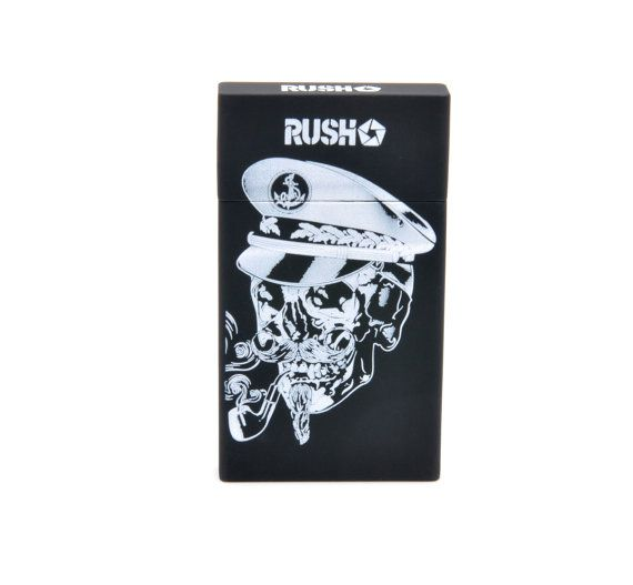 Cigarette Case Captain by RUSH Slim by toys4smokers on Etsy, zł19.99
