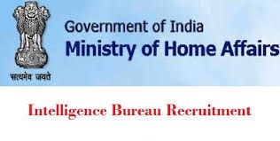 mha.nic.in - Apply online for Intelligence Bureau Recruitment Notification 2017, Apply for 165 intelligence Officer Vacancy, IB Jobs 2017, IB Vacancies 2017