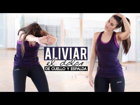 Yoga para RELAJAR cuello y hombros | Aliviar dolores cervicales | Elena Malova - YouTube