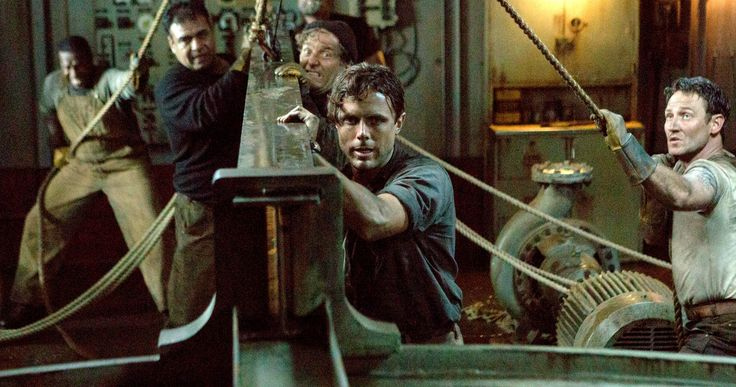 'The Finest Hours' Set Visit with Chris Pine & Director Craig Gillespie -- Director Craig Gillespie adapts the incredible true story of the U.S. Coast Guard's greatest sea rescue in 'The Finest Hours'. -- http://movieweb.com/finest-hours-movie-set-visit-chris-pine-director/