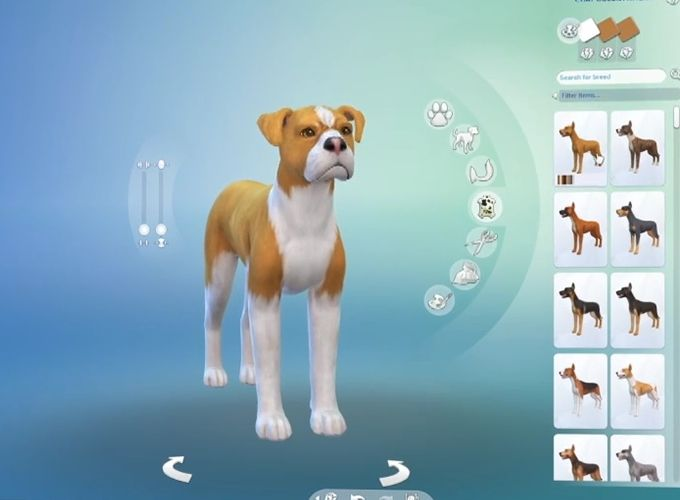 Pitbulls Fall Wallpaper The Sims 4 Cats Amp Dogs Complete List Of Pet Breeds 170
