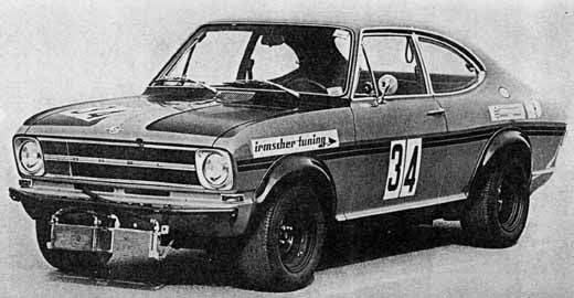 Opel Kadett — antronoton:   Oh, how I would love to drive this...