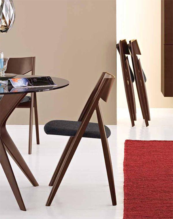 Стул складной SURPRISE CS/1109- Складные стулья Calligaris: описание, фото, расцветки, цены, размеры, материал модели.