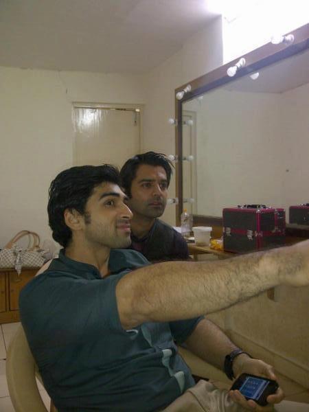 Barun and Akshay #ipkknd