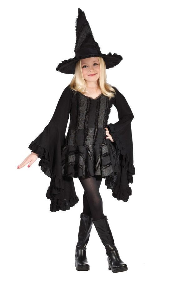 Awesome Costumes Witch Child Stitch Costume just added...