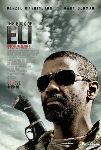 The Book of Eli-- must see movie and when it plays How Can U Mend a broken heart I love that part