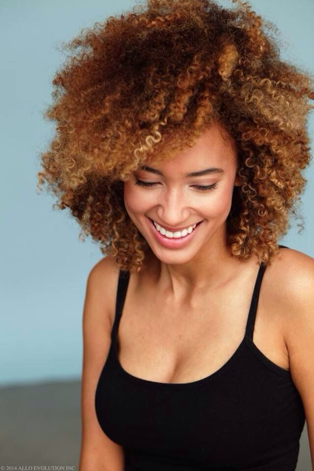 Quick Hairstyles For Kinky Curly Hair : 3662 best natural hair images on pinterest