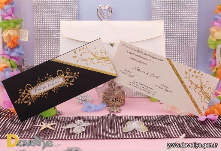 Ceyda Davetiye 612 #wedding #davetiye #düğün