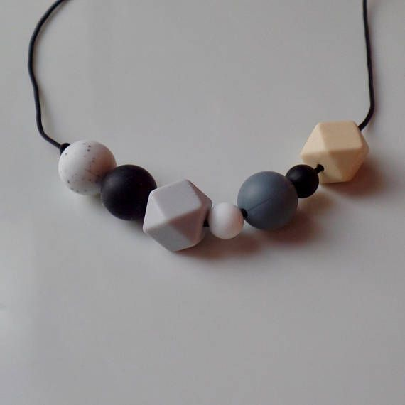 Hey, I found this really awesome Etsy listing at https://www.etsy.com/ca/listing/578489153/unisex-teething-necklace-mommy-teething