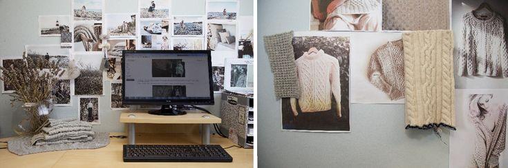Aran Sweater Design Process