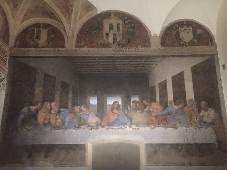 イタリア・ミラノ観光で絶対外せないスポット!最後の晩餐