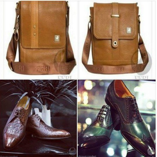 Genuine Leather Murses and exquisite Shoes for Men - http://bit.ly/1j1sjv3