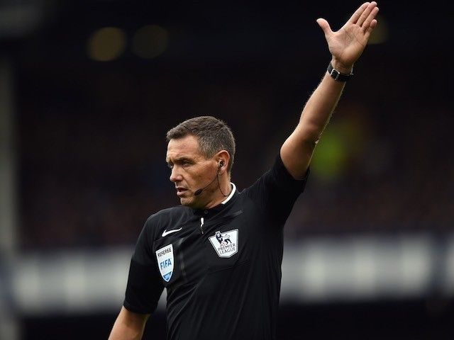 Andre Marriner appointed for Manchester United vs. Arsenal clash