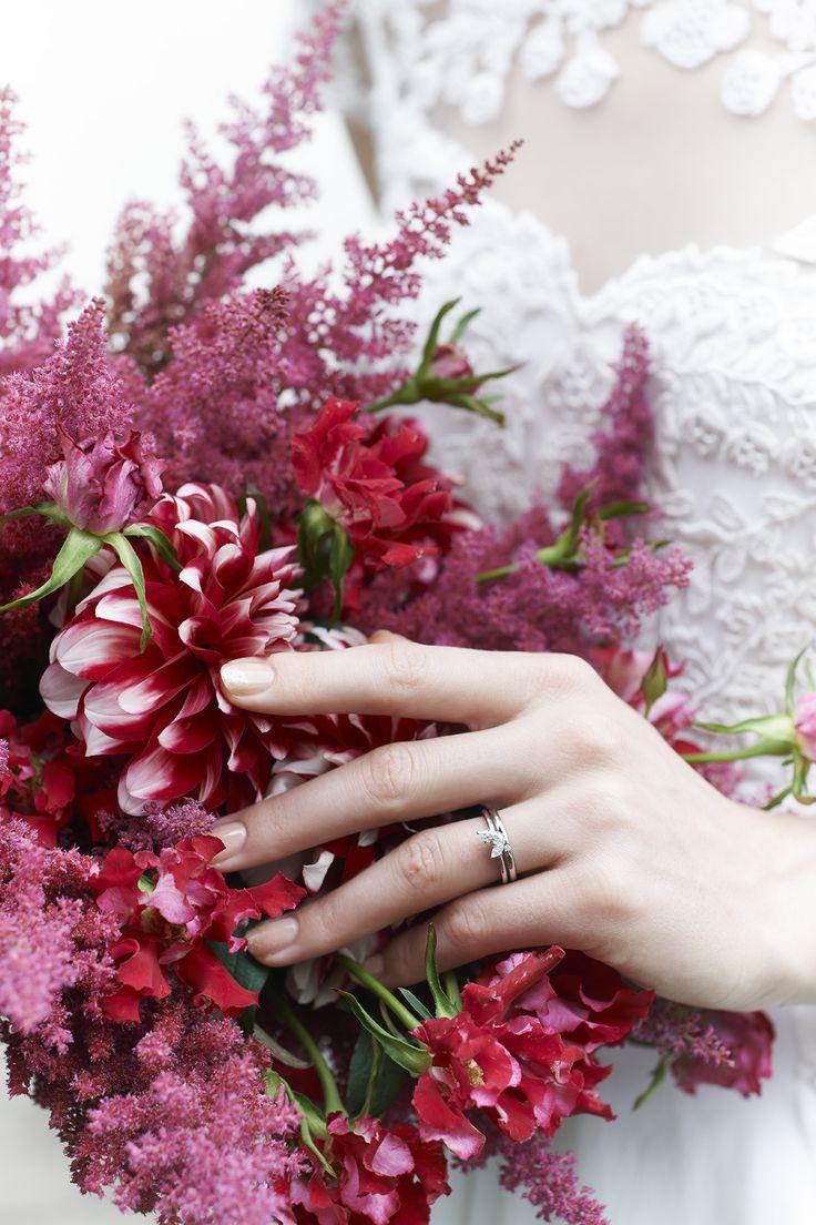 Rouge#NOVARESE #NOVARESE Prima #Prima #wedding #accessory #ring #pair #original #engagement #marraige #ノバレーゼ #ノバレーゼプリマ #結婚指輪 #婚約指輪 #指輪 #ベール #ルージュ