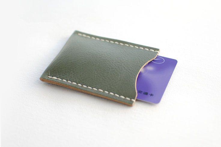 Visitenkartenetuis - Visitenkartenhülle Kleingeld Kreditkarten Etui - ein Designerstück von Youqing2014 bei DaWanda