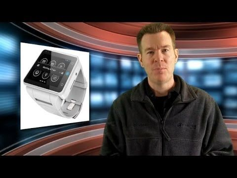 Neptune Pine Smartwatch technical review - CES 2014