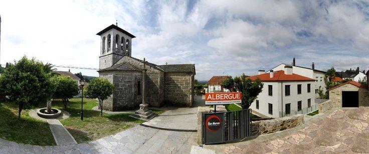 Albergue de peregrinos San Marcos, Palas de Rei, Lugo, Camino de Santiago