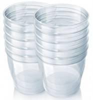 Авент контейнеры Via запасные 10шт, арт. 84490 (SCF615/10)  — 416р.  После рождения крохи иногда случается так, что маме необходимо отлучиться на продолжительное время или молока вырабатывается больше, чем пока необходимо малышу и его приходится сцеживать для дальнейшего потребления. Английская компания Philips AVENT разработало специально для таких случаев контейнеры via запасные, которые предназначены для хранения грудного молока и пищи домашнего приготовления в холодильнике или…
