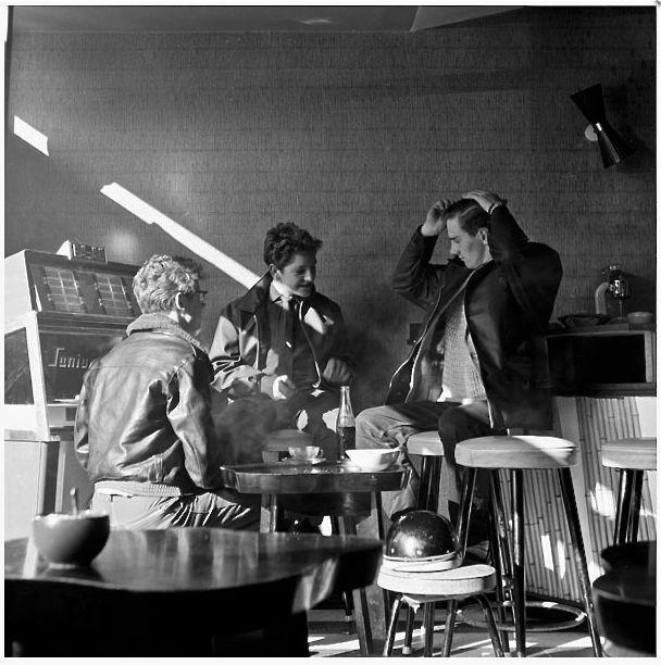 Jukebox Heroes by Frederick Wilfred