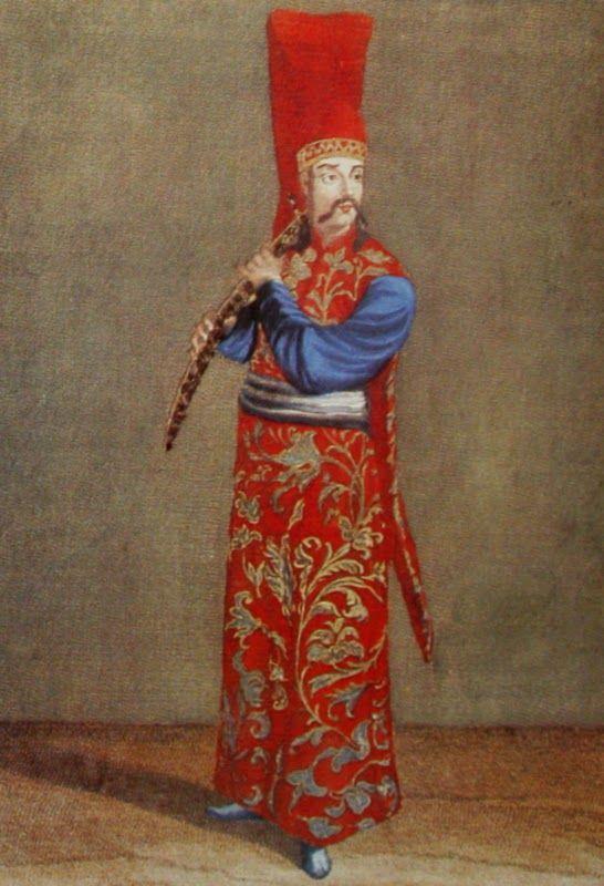 OĞUZ TOPOĞLU : osmanlı dönemi silahtar ağa tablosu