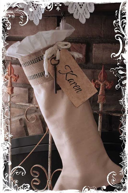 I love this stocking!