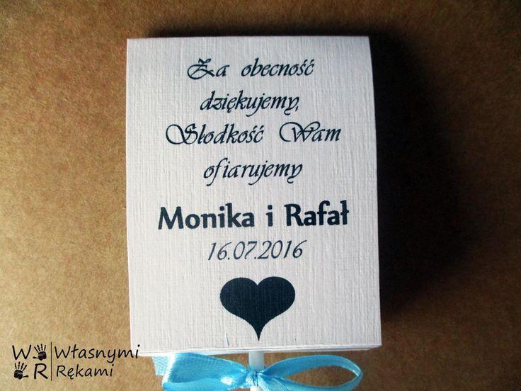 Mini present for guests. #favor #wedding #weddingfavor #weeddingideas #ideas #thankyou #lolipop #personalize #married #event #gift