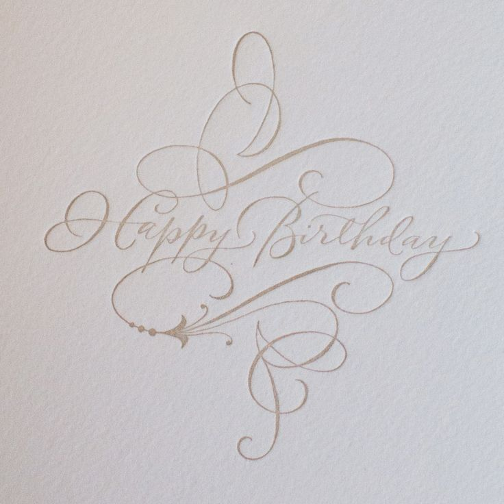 happy birthday in cursive writing Proposal would let cursive writing live on in schools back in the kitchen, she wishes a happy birthday to joy in cursive on a 9-inch round cake.