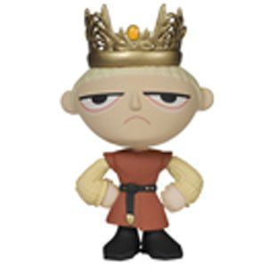 King Joffrey: 2.7 Game of Thrones x Funko Mystery Minis Vinyl Mini-Figure Series @ niftywarehouse.com #NiftyWarehouse #GameOfThrones #Fantasy #TVShows #HBO #Show