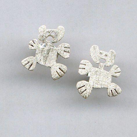 Gemelli Gattini argento