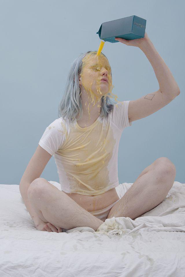 // Selfies by Arvida Byström