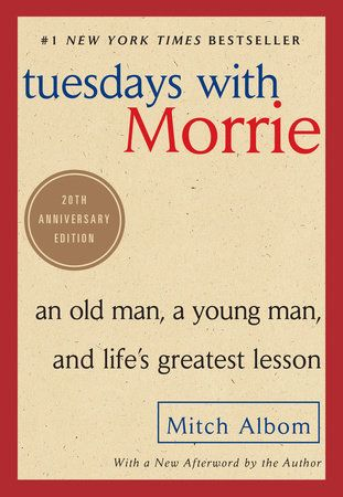 A special 20th anniversary edition of the beloved international bestseller that changed millions of lives Maybe it was a grandparent, or a teacher, or a colleague. Someone older, patient and wise, who...