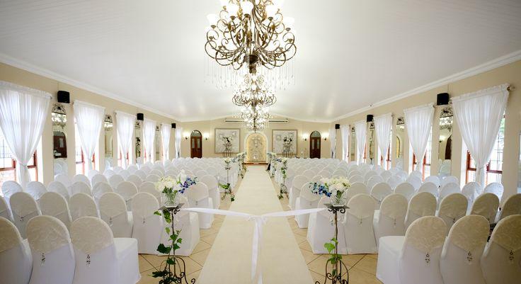Chez Charlene 5 Star Wedding Venue - Chapel