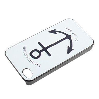 Anchor modello Custodia rigida per iPhone 4/4S – EUR € 3.67