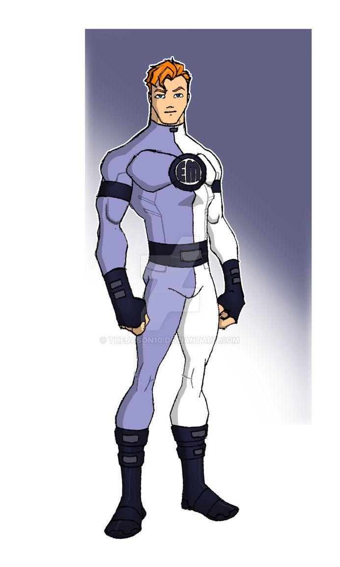Image Result For Elongated Man Dc Superhero Zelda Characters Man