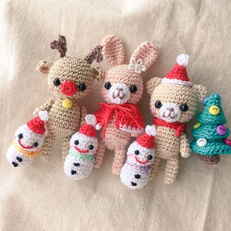 あみぐるみって? あみぐるみは、毛糸などの編み物で作った人形のことです♡そのまんまですね笑♪ぬいぐるみの一種、とウィキペディアでも紹介されています。 はじめてでも編める!あみぐるみ (きっかけ本) posted with amazlet a...