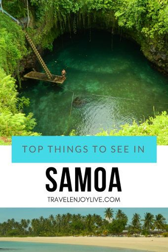 top things to see in samoa