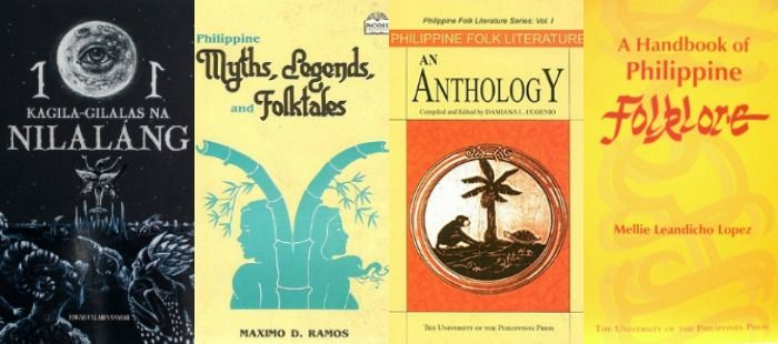 Looking to start or expand your references on Philippine mythology and folklore? This list might help you where to find books along with a few nifty tips.