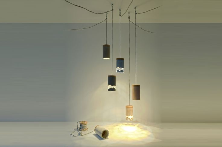 ,,/'' Lamp - Ubikubi