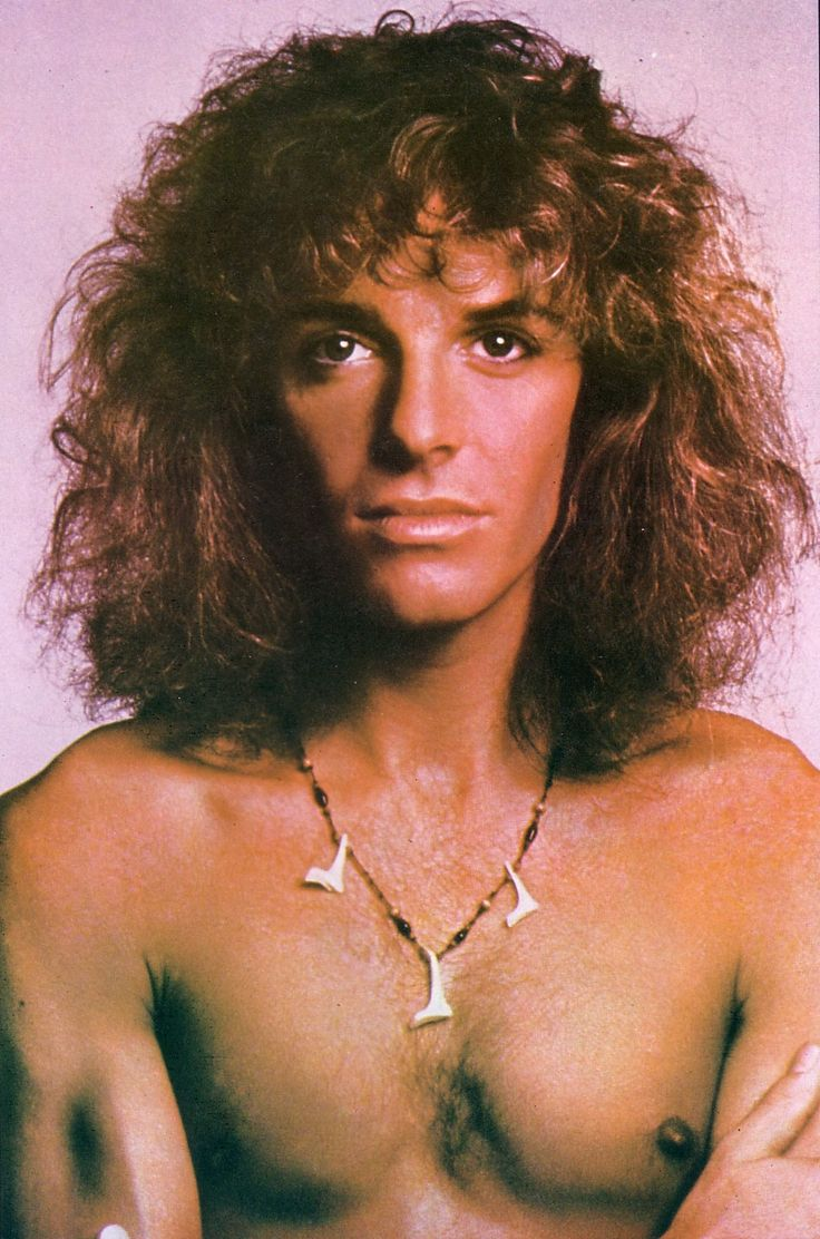 Peter Frampton. I used to have this poster on my bedroom wall. ;-)