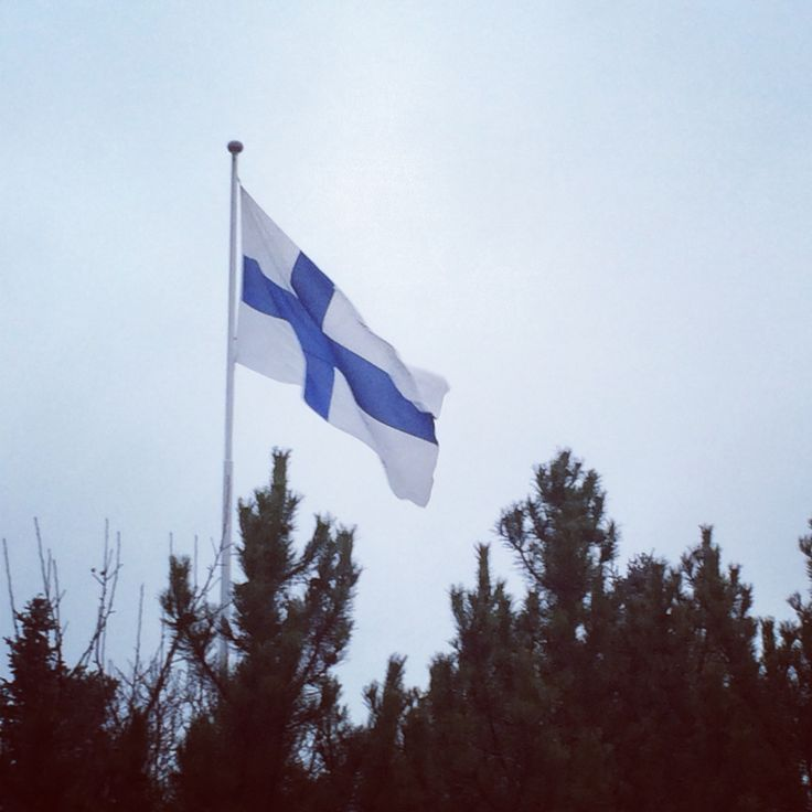 Indepence Day in Finland since 1917, the 6th of December