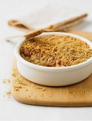 Recetas de Cocina faciles.: Crumble de manzana