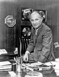 Leonard Chess. Founder of Chess Records