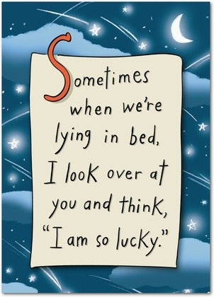 Goodnight Moon - Anniversary greeting cards from treat.com #love