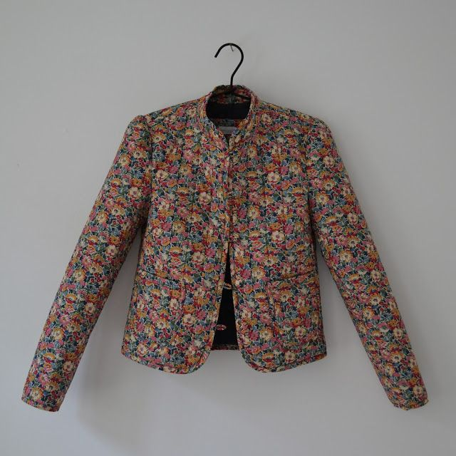marapytta - quiltede jakker