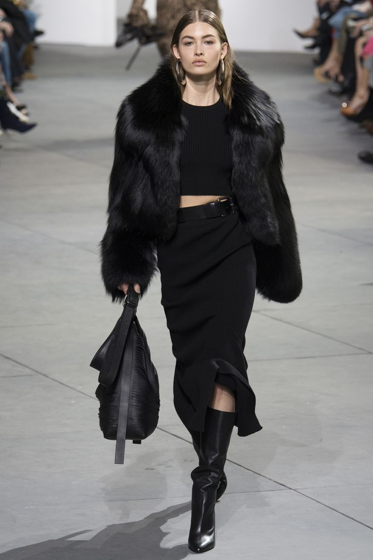 Michael Kors Collection Fall 2017 Ready-to-Wear Collection Photos - Vogue