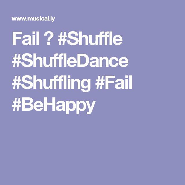 Fail 😂 #Shuffle #ShuffleDance #Shuffling #Fail #BeHappy