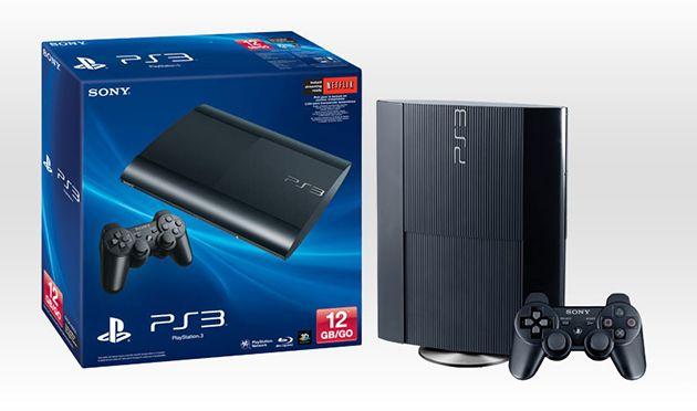 ¡Actualidad! ¿Sabías que el modelo de #PS3 de 12 GB no tendrá el modo en línea de #GTA V?