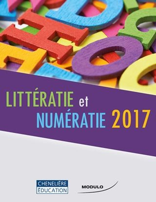 Catalogue 2017 - Littératie et numératie