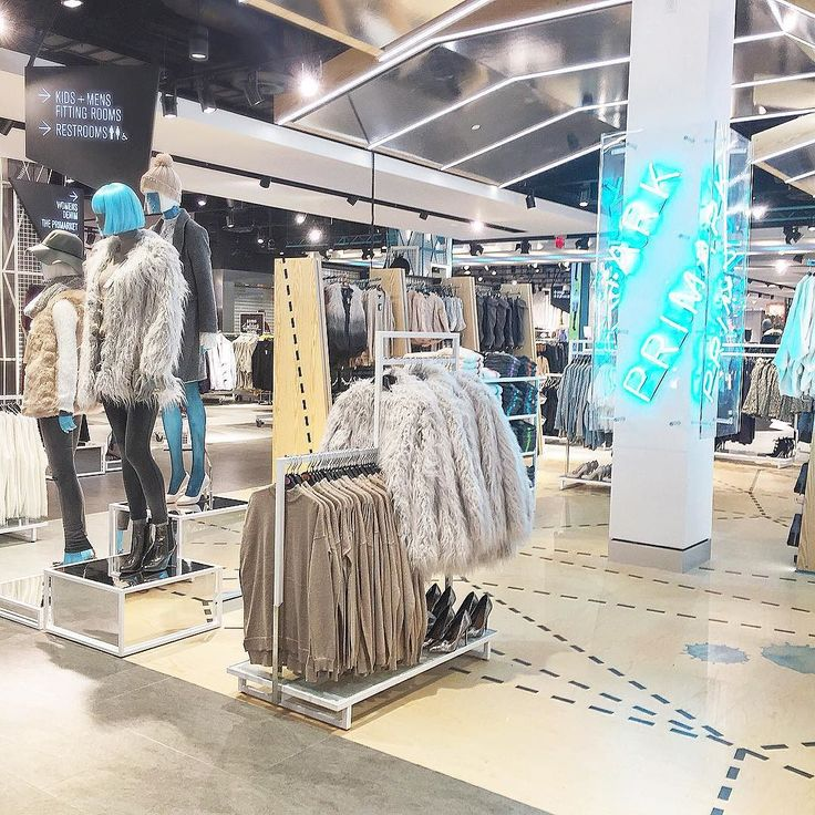 Had so much fun checking out the brand new @primark store in Philly yesterday…