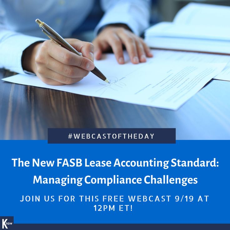 Online CPE FASB Lease Accounting Standard Accounting